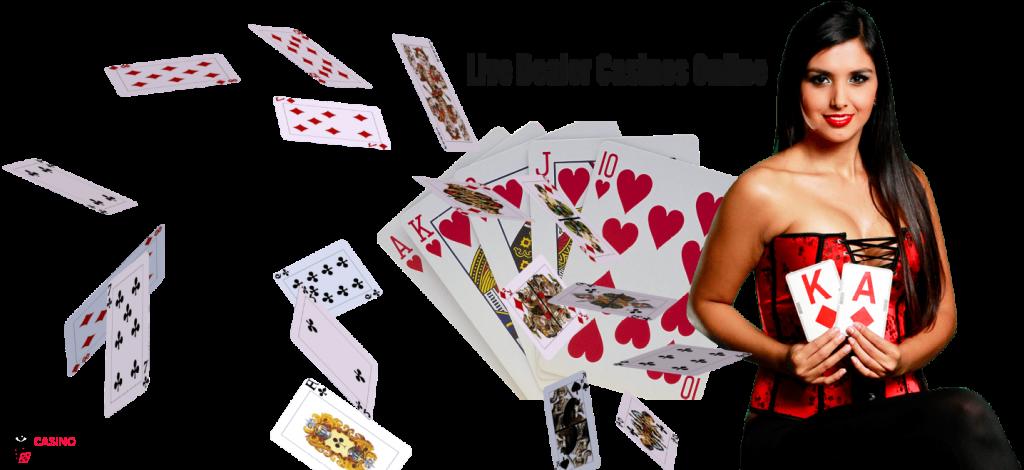 best live dealer casinos online