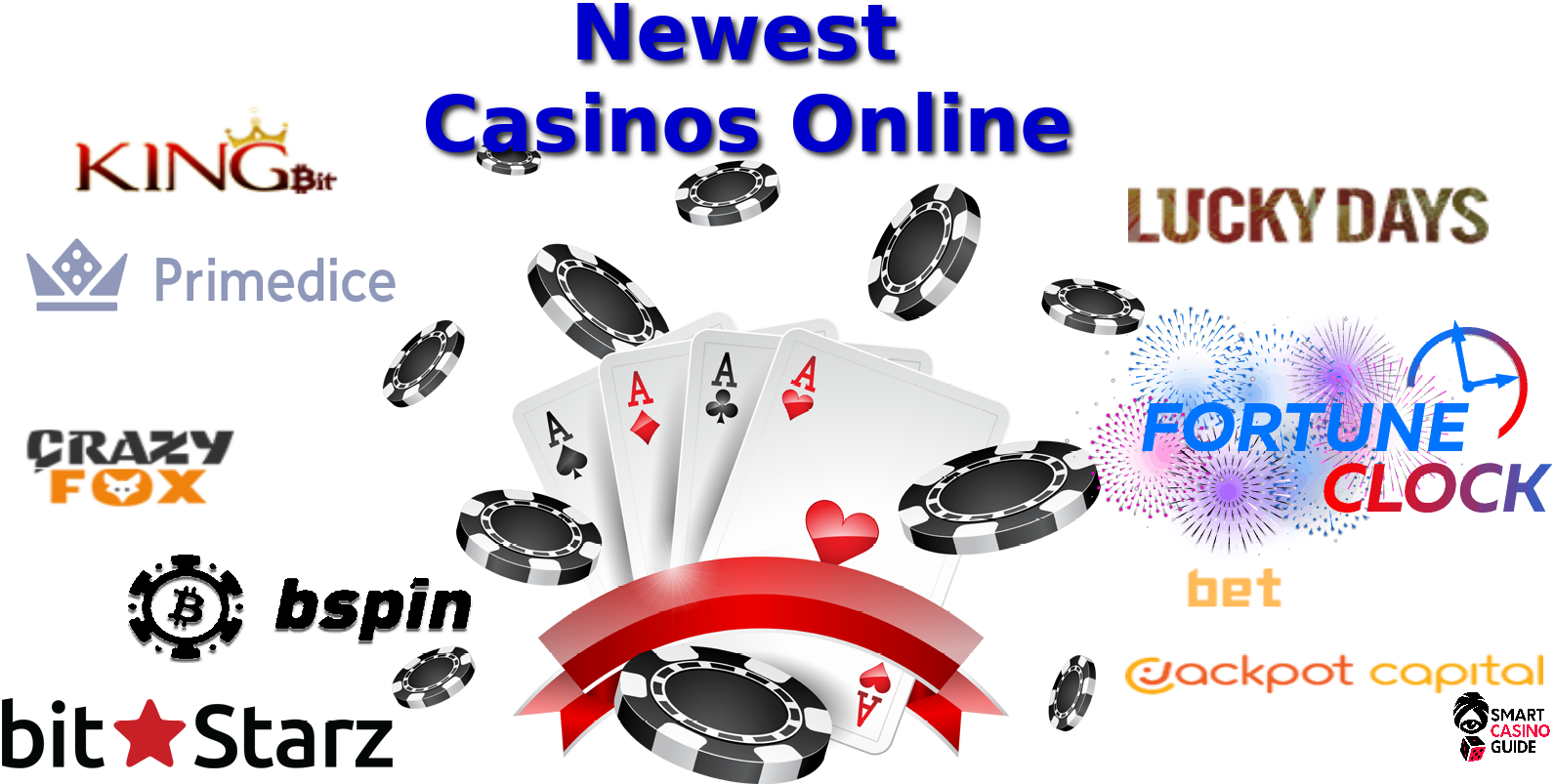 Brand New Online Casinos 2021