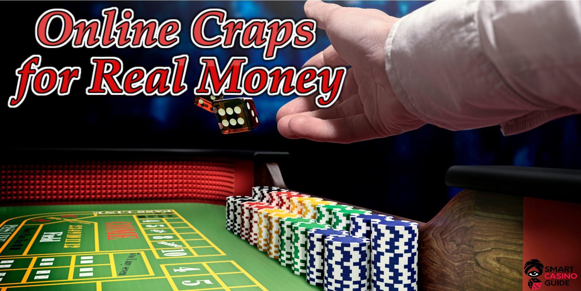 Craps Online Real Money
