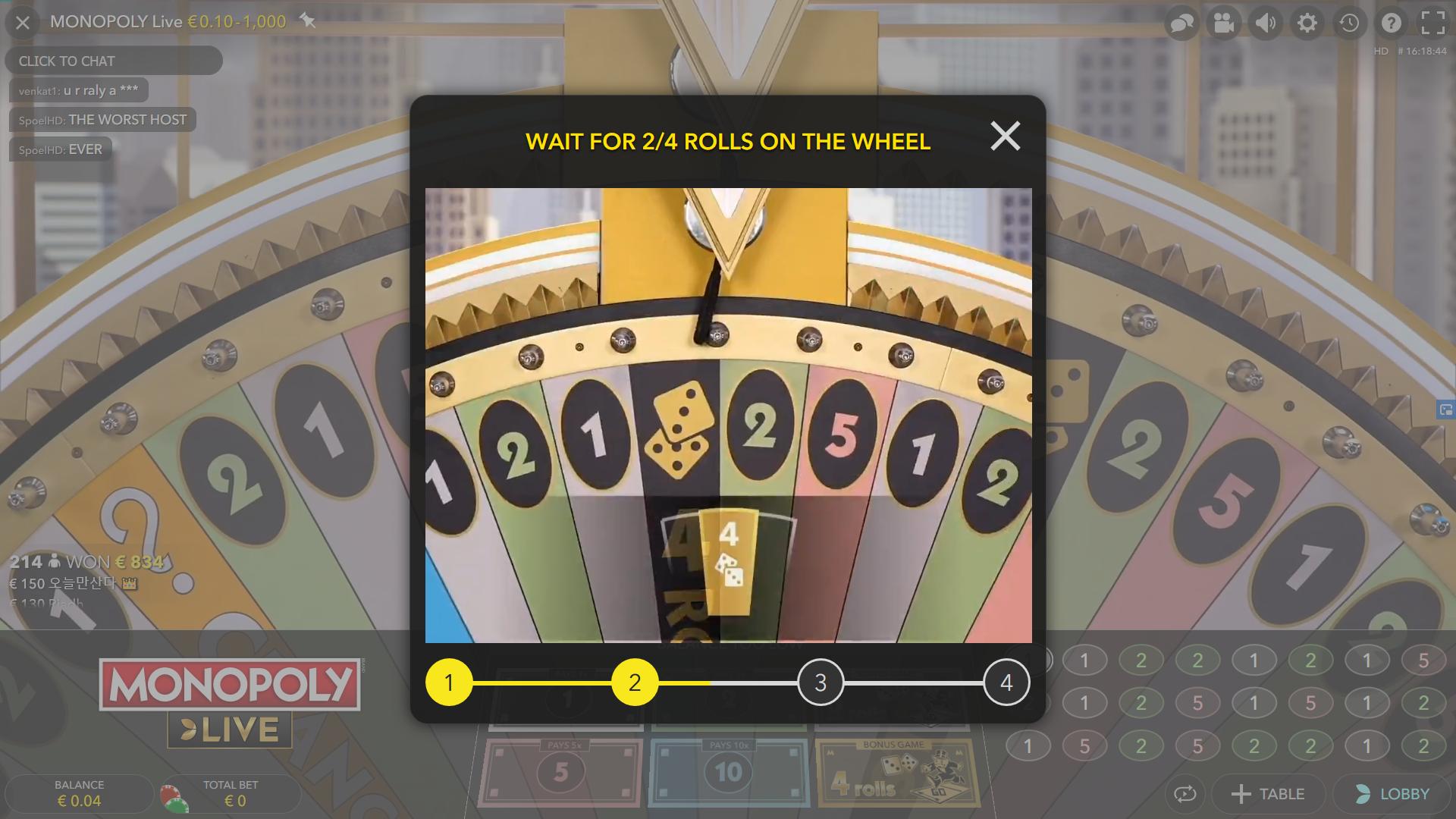 bermain monopoli langsung online - layar pengantar roda uang - mainkan kasino langsung monopoli - putaran langsung monopoli
