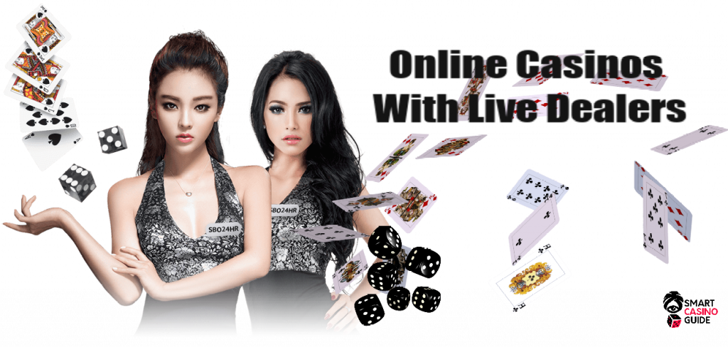 play online casinos with live dealers