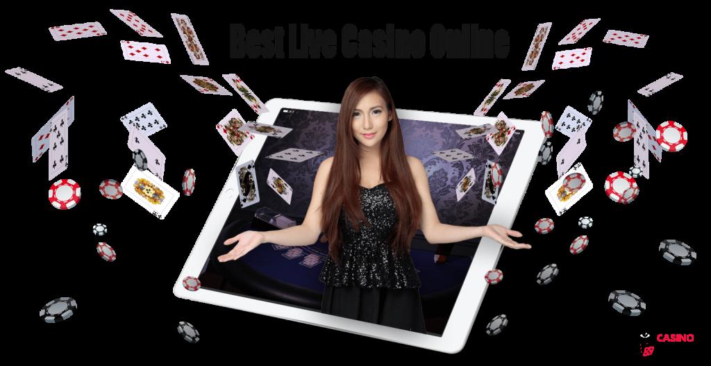 the best live casino online - best online live dealer casinos