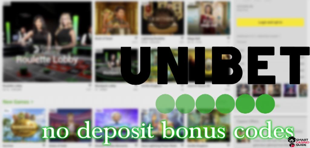 Unibet No Deposit Bonus