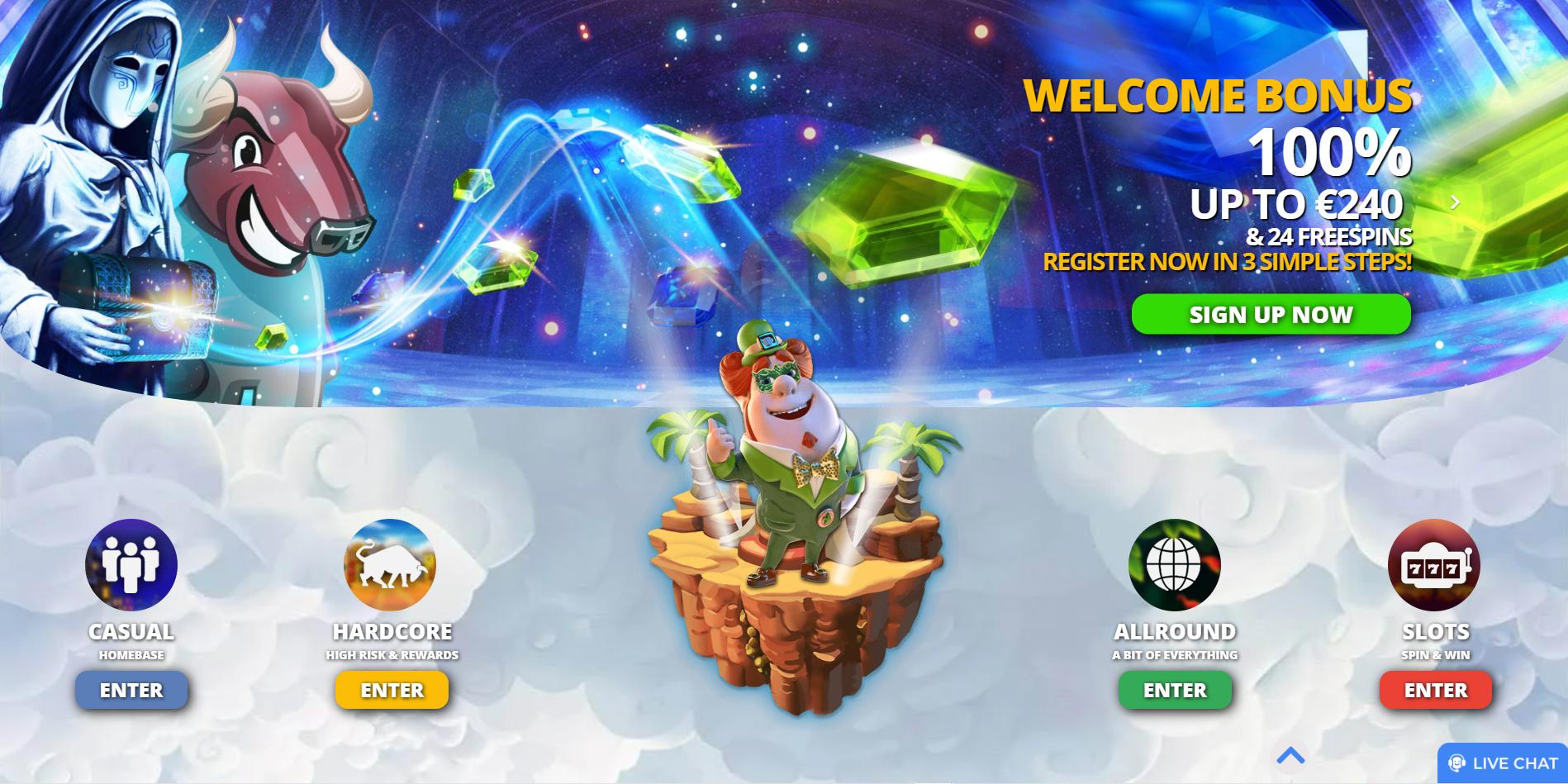 24bettle Casino Review 2021 Bonus Mobile