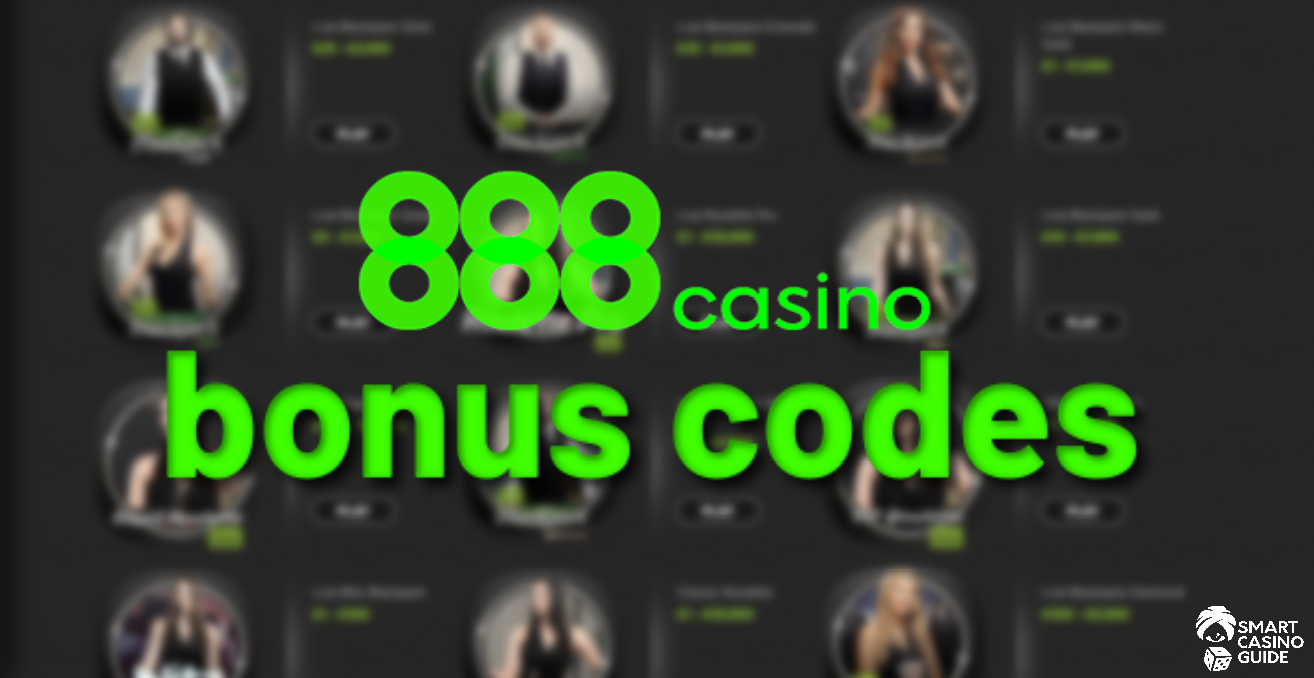 Bonus Code For 888 Casino