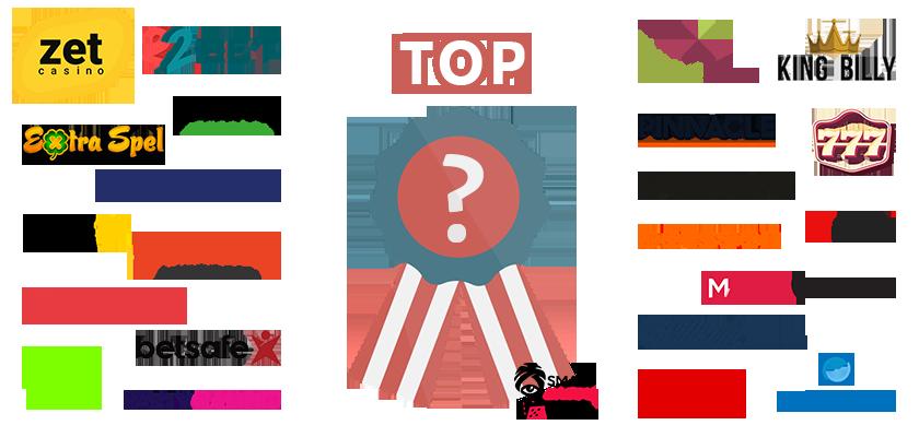 Alle casino på nett 2020 - beste kasinoer - Hvordan vurdere og velge?