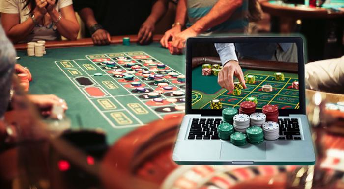 Beste casino på nett vs Ekte Casino - sammenligning