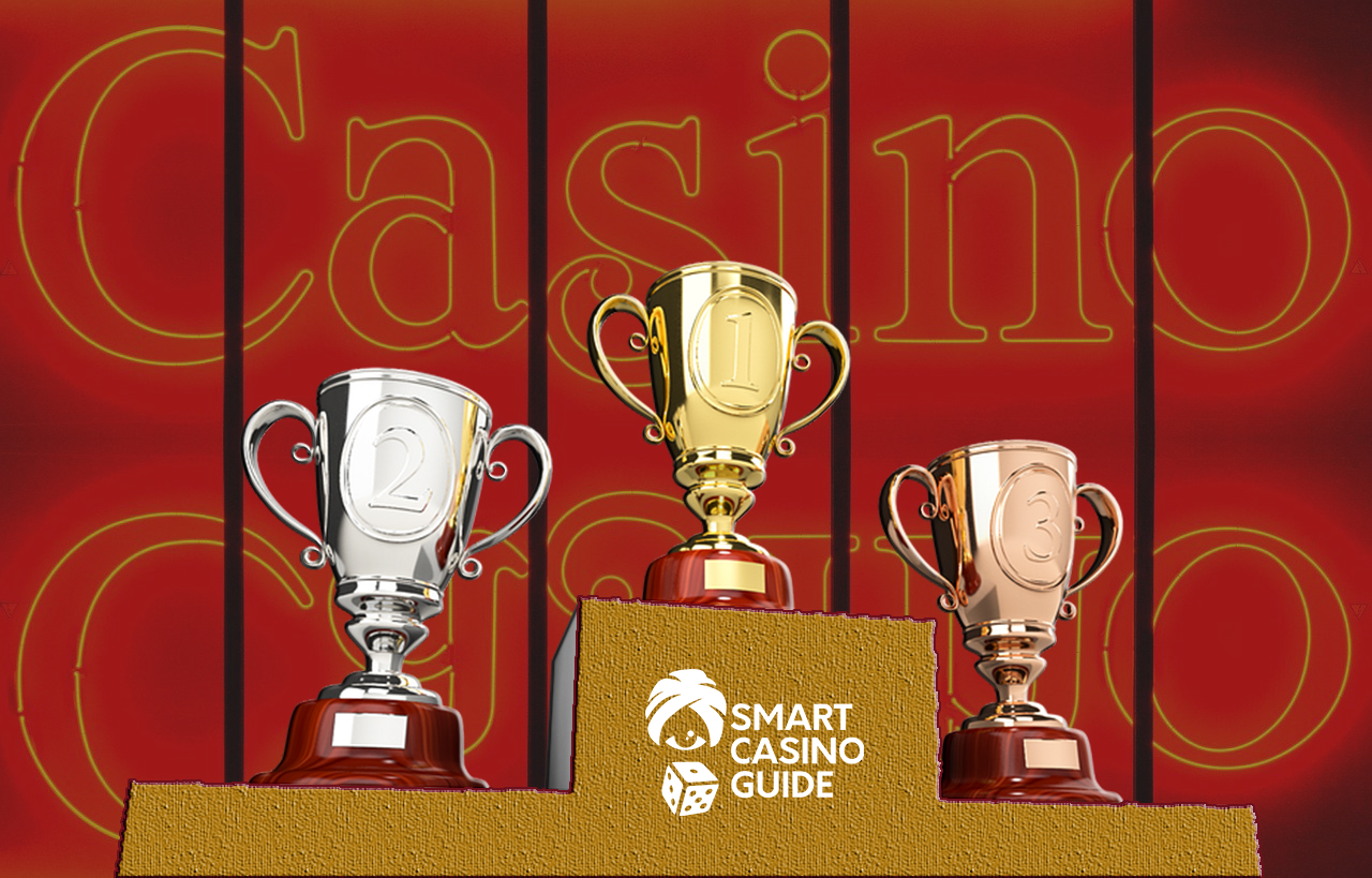 Hvordan velge Top casino sider - dine prioriteringer