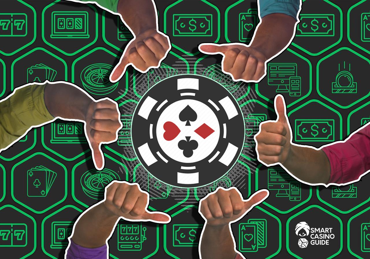 Sikkerhet og pålitelighet av beste casinosider