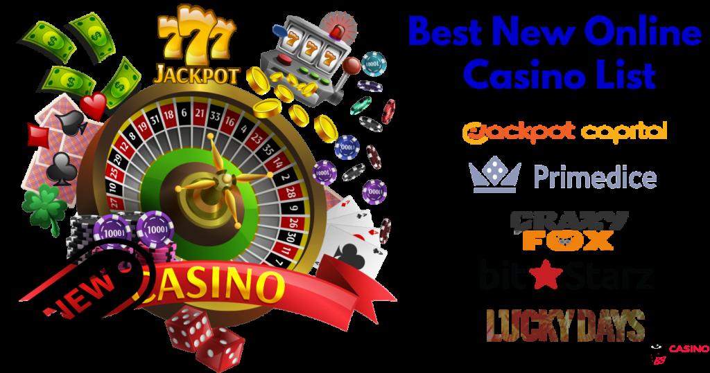 New Casinos On Line