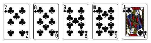video-poker-rules-straight-flush