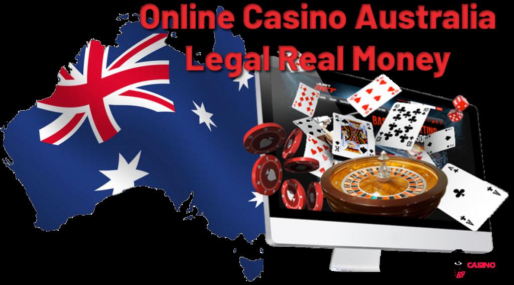 Online Casino Australia Legal