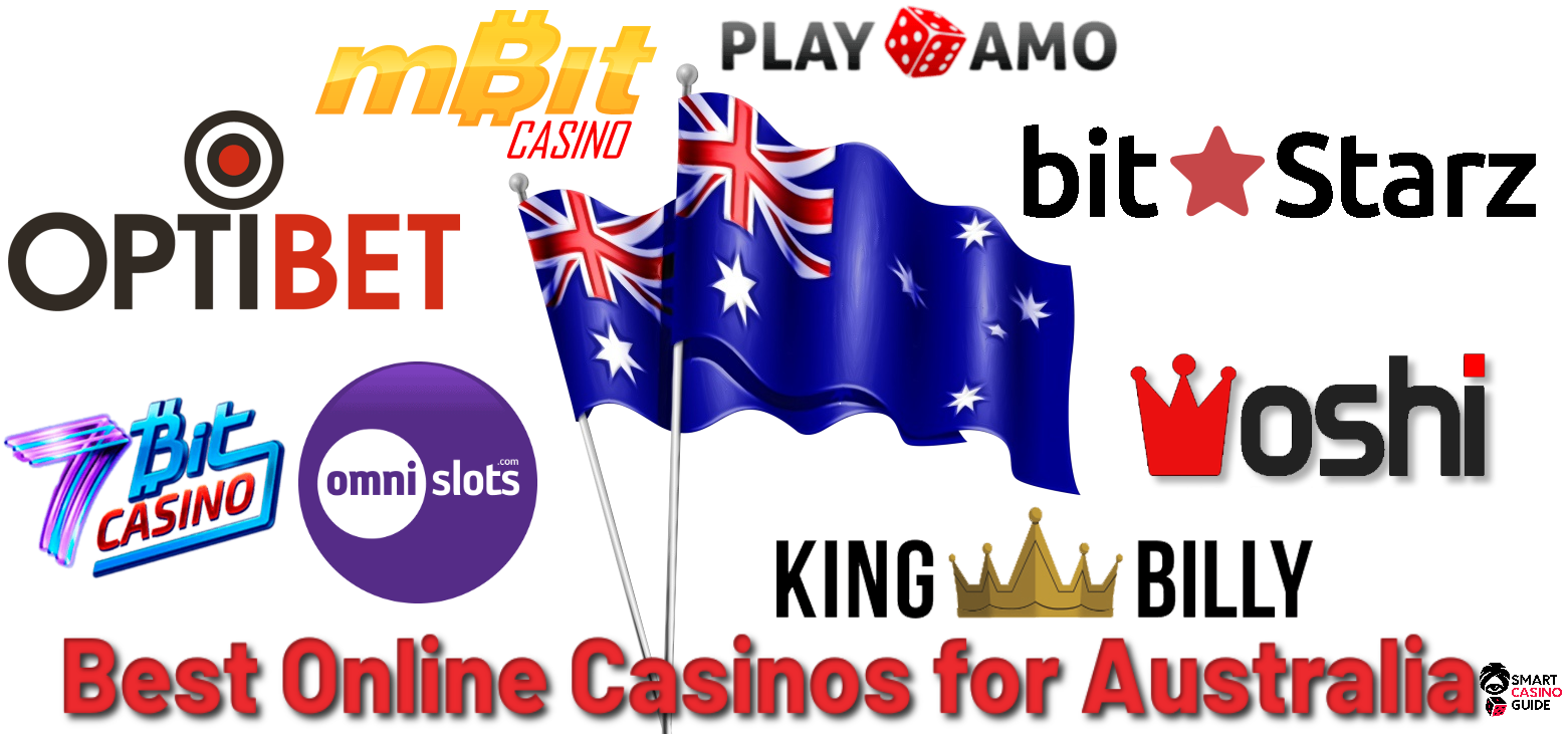 Legal Online Casino Australia