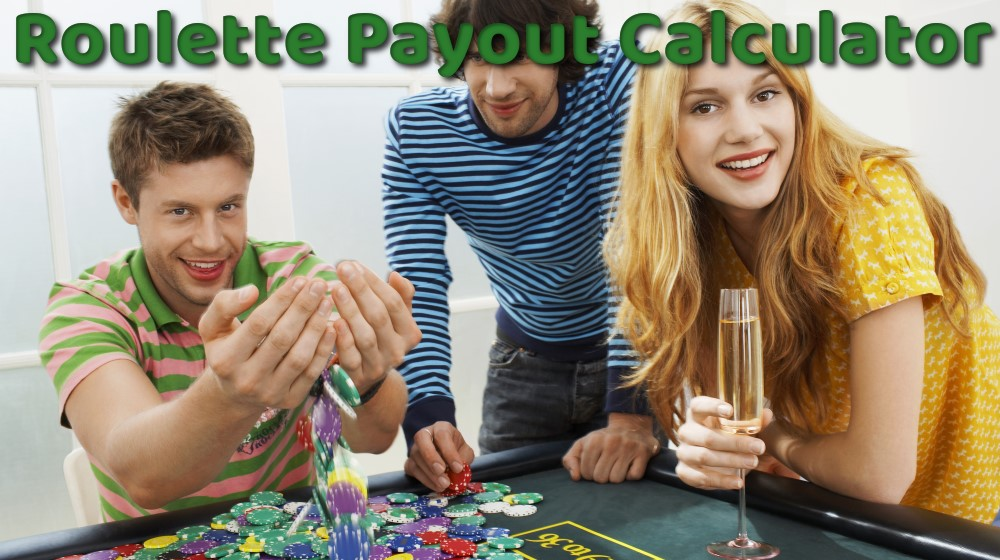 Roulette Payout Calculator with Table