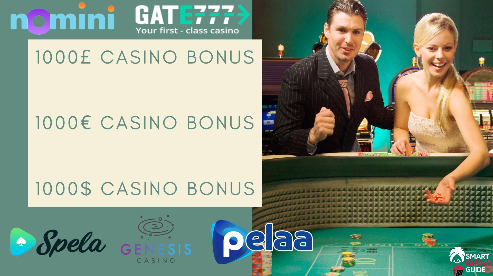 1000 Bonus Casino