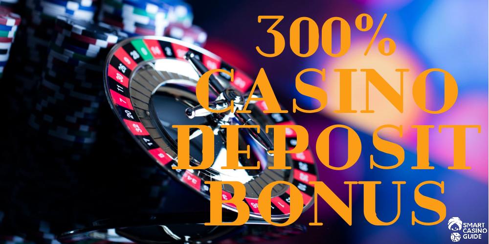 300 Casino Bonus 2021 Top Welcome Bonus 300