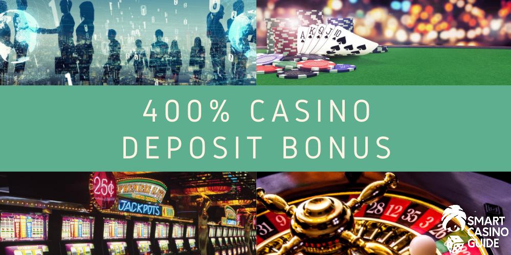 Casino Bonus 400
