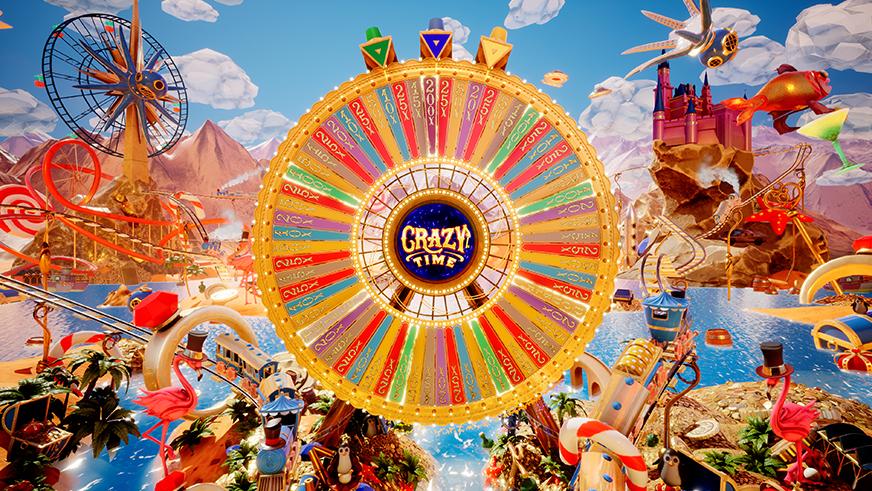 game evolusi permainan kasino waktu gila - waktu gila menang terbesar bonus kemenangan besar kasino online