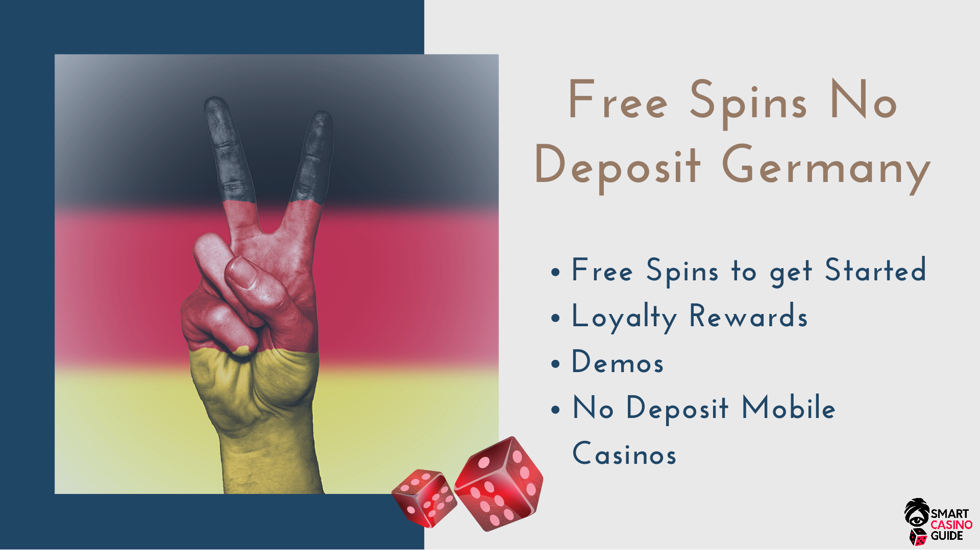 50 free spins no deposit germany