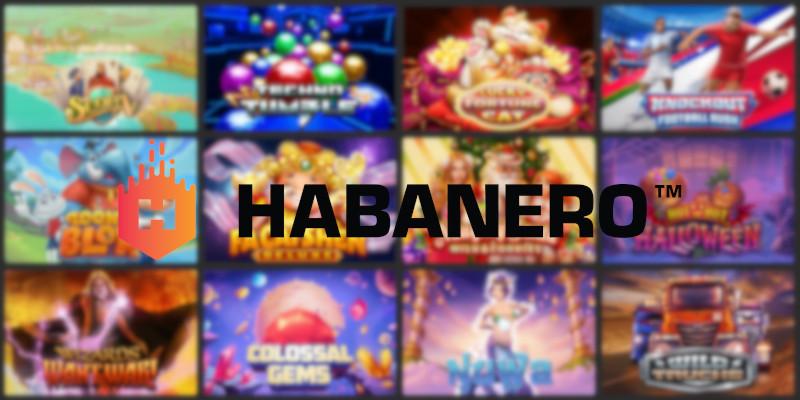 Macam - Macam Permainan Slot Online Habanero FREE !