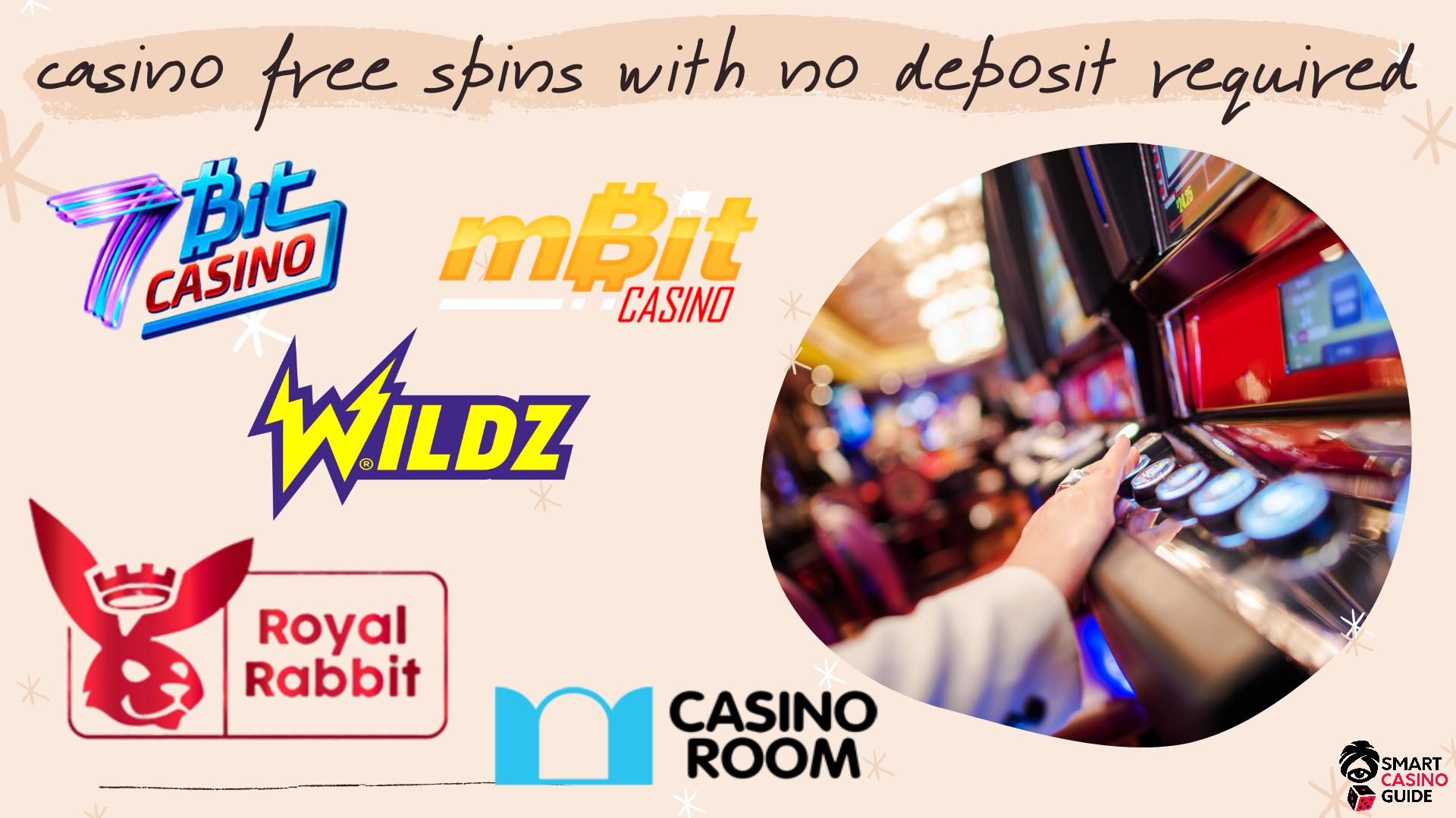 Free Casino Spins No Deposit Required