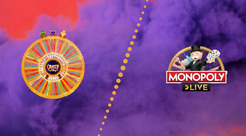 waktu gila vs monopoli hidup