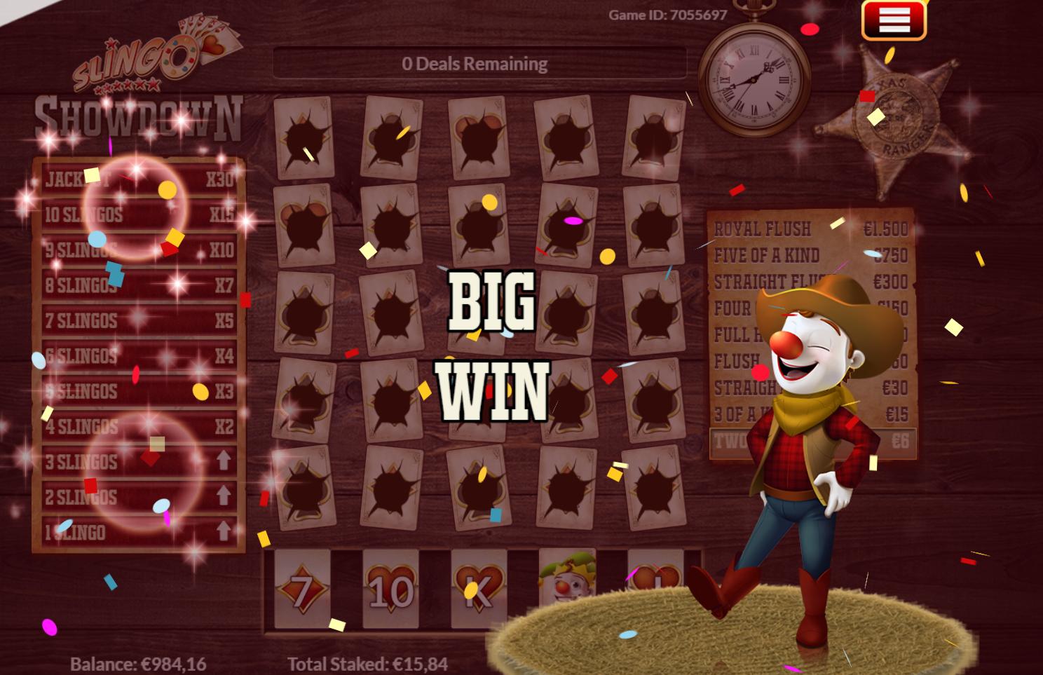 permainan kasino slingo menang besar rumah penuh