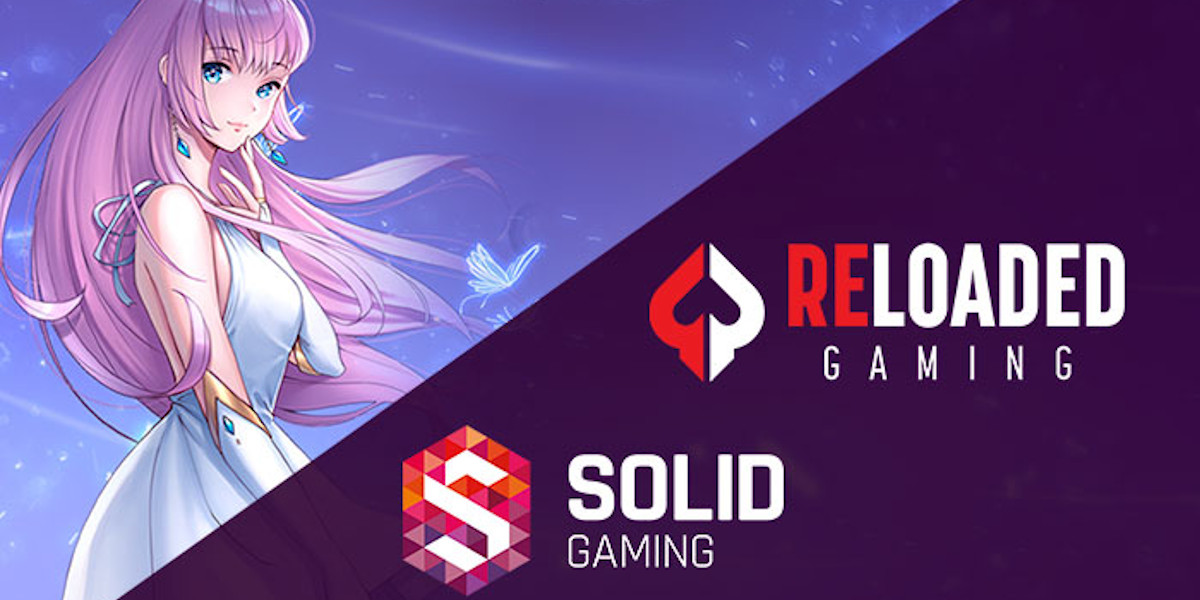 Kemitraan tinta Solid Gaming dengan Reloaded Gaming